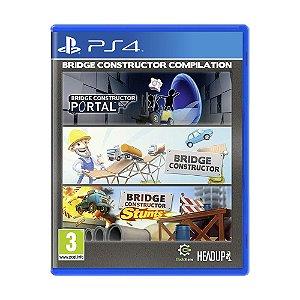 Jogo Bridge Constructor Compilation - PS4