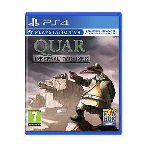 Jogo Quar: Infernal Machines - PS4