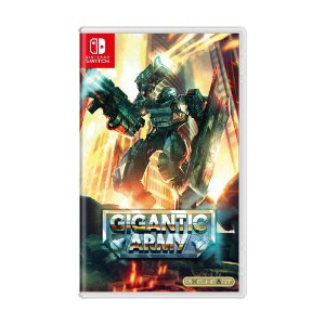Jogo Gigantic Army - Switch