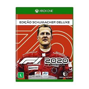 Jogo F1 2020 (Edição Schumacher Deluxe) - Xbox One