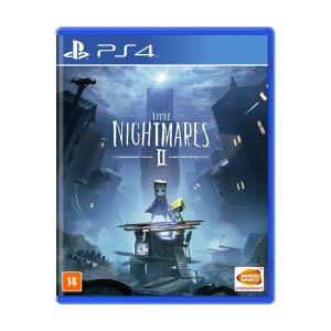 Jogo Little Nightmares 2 - PS4