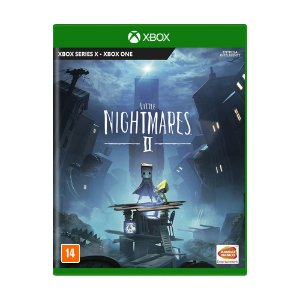 Jogo Little Nightmares 2 - Xbox