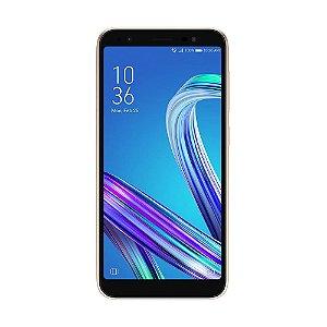 "Smartphone Asus Zenfone Live L2 32GB 13MP Tela 5,5"" Dourado"