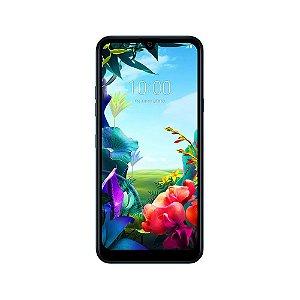 "Smartphone LG K40S 32GB 13MP Tela 6,1"" Azul"