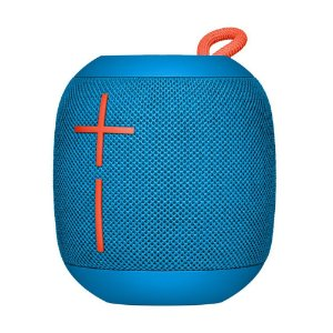Caixa de Som Logitech Wonderboom Azul Bluetooth