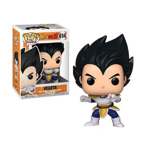 Boneco Vegeta 614 Dragon Ball Z - Funko Pop!