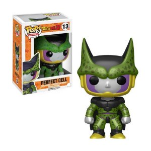 Boneco Perfect Cell 13 Dragon Ball Z - Funko Pop!