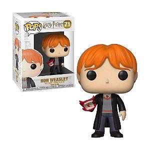 Boneco Ron Weasley 71 Harry Potter - Funko Pop!