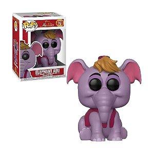 Boneco Elefante Abu 478 Disney Aladdin - Funko Pop!