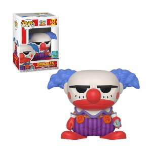 Boneco Chuckles 561 Disney Toy Story (Limited Edition) - Funko Pop!