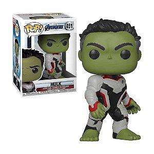 Boneco Hulk 451 Marvel Avengers - Funko Pop!