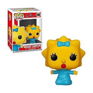 Boneco Maggie Simpson 498 The Simpsons - Funko Pop!