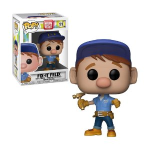 Boneco Fix-It Felix 11 Disney Ralph Breaks the Internet - Funko Pop!
