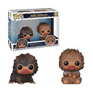 Bonecos Baby Nifflers 2 Fantastic Beasts: The Crimes of Grindelwald - Funko Pop!