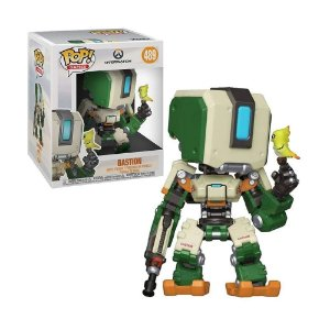 Boneco Bastion 489 Overwatch - Funko Pop!
