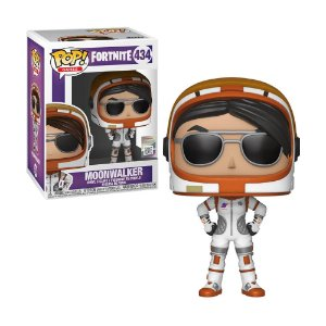 Boneco Moonwalker 434 Fortnite - Funko Pop!