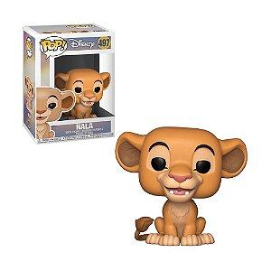 Boneco Nala 497 Disney - Funko Pop!