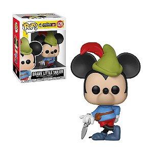 Boneco Brave Little Tailor 429 Disney Mickey - Funko Pop!