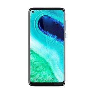 "Smartphone Motorola Moto G8 64GB 16MP Tela 6,4"" Azul Capri"