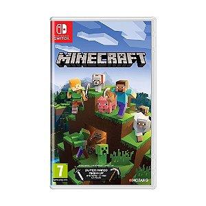Jogo Minecraft - Switch