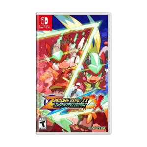 Jogo Mega Man Zero/ZX Legacy Collection  - Switch