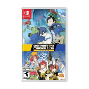Jogo Digimon Story Cyber Sleuth: Complete Edition - Switch