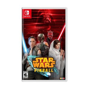 Jogo Star Wars Pinball - Switch