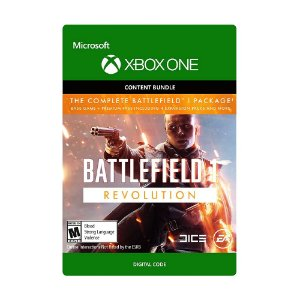 Jogo Battlefield 1: Revolution (Mídia Digital) - Xbox One