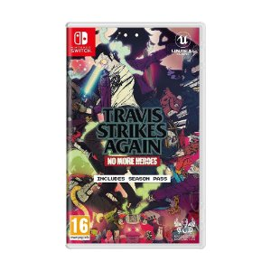 Jogo Travis Strikes Again: No More Heroes - Switch