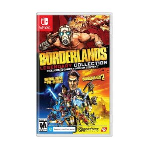 Jogo Borderlands Legendary Collection - Switch