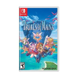 Jogo Trials of Mana - Switch
