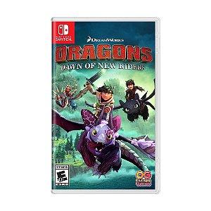 Jogo Dreamworks Dragons: Dawn of New Riders - Switch
