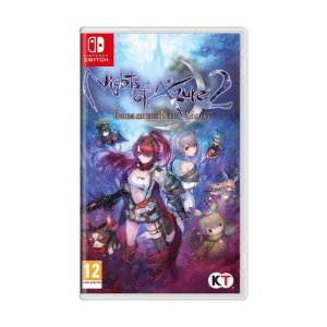 Jogo Nights of Azure 2: Bride of the New Moon - Switch