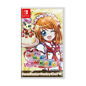 Jogo Waku Waku Sweets - Switch