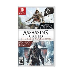 Jogo Assassin's Creed : The Rebel Collection - Switch