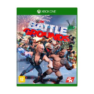 Jogo WWE 2K Battlegrounds - Xbox One