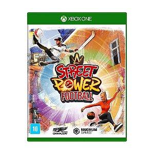 Jogo Street Power Football - Xbox One