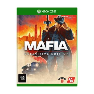 Jogo Mafia: Definitive Edition - Xbox One