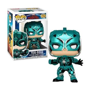 Boneco Yon-Rogg 429 Captain Marvel - Funko Pop!