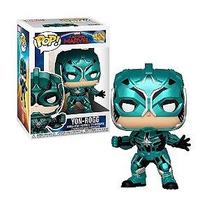 Boneco Yon-Rogg 429 Captain Marvel - Funko Pop!