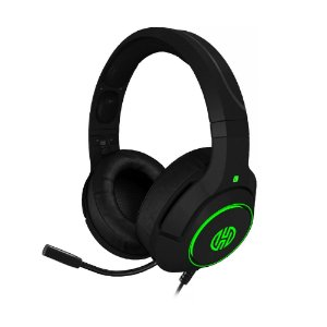 Headset Gamer Hoopson Archer LF80G 7.1 LED com fio - PC