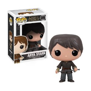 Boneco Arya Stark 09 Game of Thrones - Funko Pop!