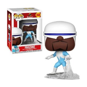 Boneco Frozone 368 Incredibles 2 - Funko Pop!