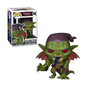 Boneco Green Goblin 408 Spider-Man Into the Spiderverse - Funko Pop!