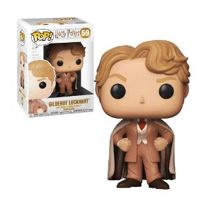 Boneco Gilderoy Lockhart 59 Harry Potter - Funko Pop!