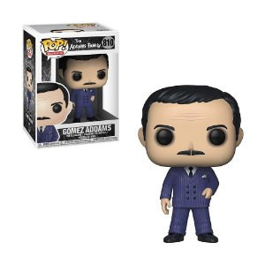 Boneco Gomez Addams 810 The Addams Family - Funko Pop!