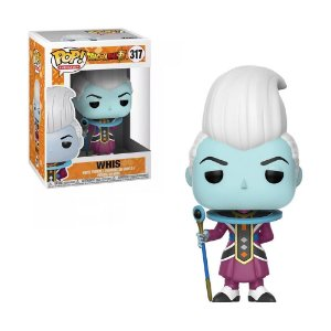 Boneco Whis 317 Dragon Ball Super - Funko Pop!