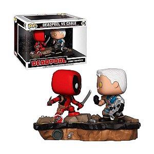 Boneco Deadpool vs Cable 318 Deapool - Funko Pop!