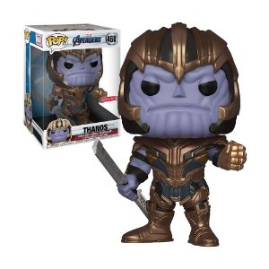 Boneco Thanos 460 Marvel Avengers - Funko Pop!