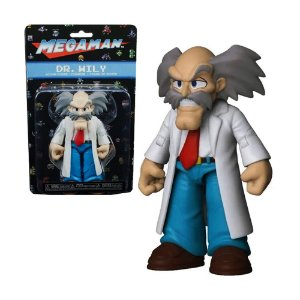 Action Figure Dr. Wily Megaman - Funko